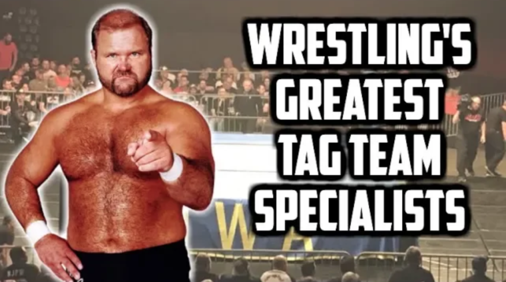 Pro Wrestling Best Tag Team Specialists